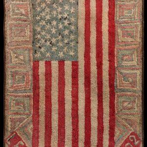 1902 Flag Rug