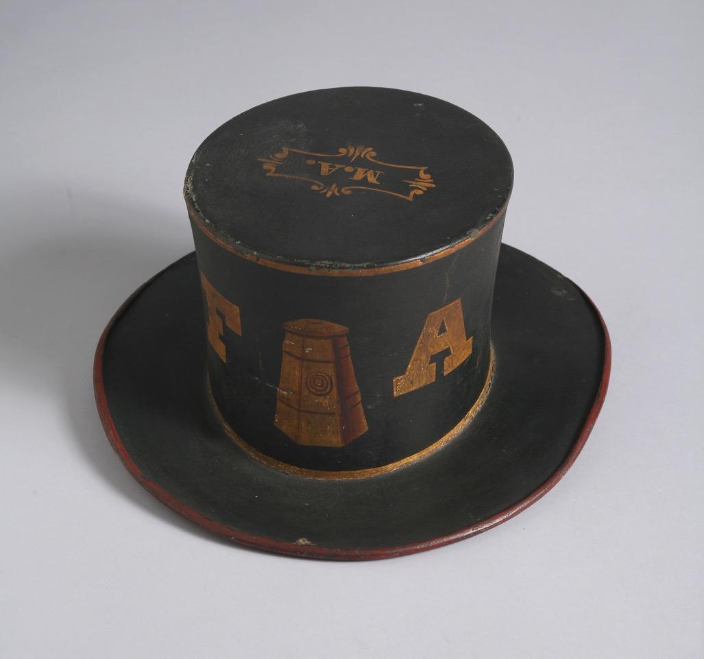 Fireman Parade Hats Austin T Miller